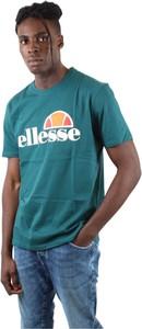 T-shirt Ellesse w młodzieżowym stylu z bawełny