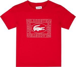 Koszulka dziecięca Lacoste
