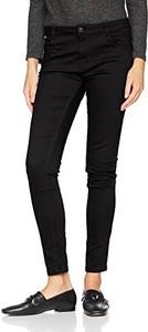 Czarne spodnie Pimkie