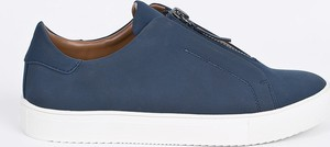 Niebieskie buty sportowe Steve Madden