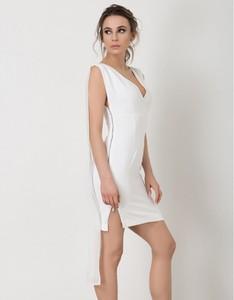 Sukienka Flawdress mini bez rękawów