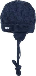 Granatowa czapka Döll