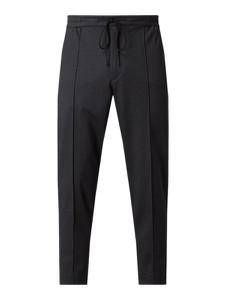 Czarne spodnie Boss Athleisurewear