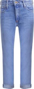 Jeansy dziecięce Tommy Hilfiger z jeansu