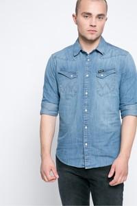 Koszula Wrangler z jeansu