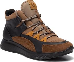 Buty zimowe Ecco sznurowane