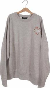 Bluzka New Look z okrągłym dekoltem z długim rękawem
