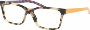 Okulary damskie Prada w młodzieżowym stylu