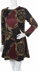 Sukienka Linda z długim rękawem