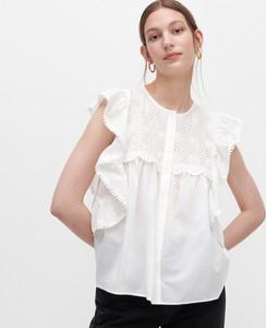 Bluzka Reserved bez rękawów w stylu boho