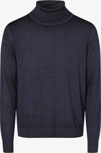 Sweter Andrew James New York w stylu casual z wełny
