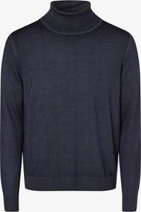 Sweter Andrew James New York w stylu casual z wełny