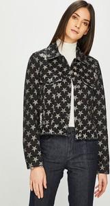 Kurtka Guess Jeans w stylu casual z bawełny