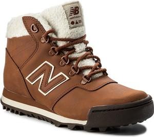 Buty trekkingowe new balance z płaską podeszwą