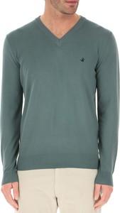 Zielony sweter Brooksfield