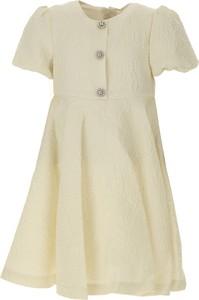 Sukienka dziewczęca Dolce & Gabbana