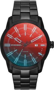 Zegarek DIESEL - Armbar DZ1870 Black/Black