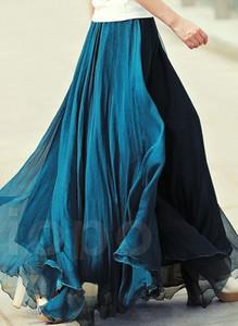 Spódnica Sandbella w stylu casual maxi