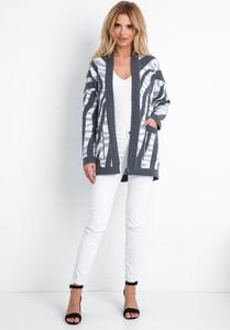 Sweter TAGLESS w stylu casual z nadrukiem