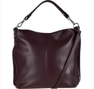 Torebka real leather ze skóry