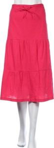 Różowa spódnica Victoria Hill midi