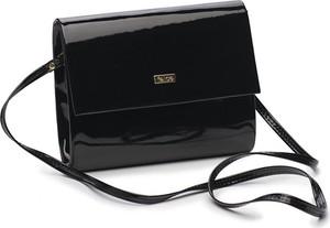 db5b381268b4 czarne torebki lakierowane - stylowo i modnie z Allani