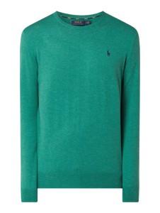 Zielony sweter POLO RALPH LAUREN