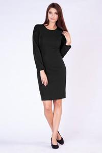 Czarna sukienka butik-choice.pl