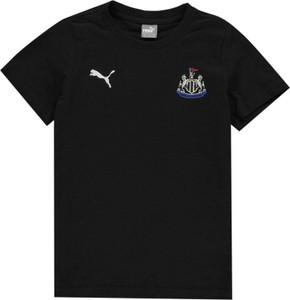 Czarna koszulka Puma
