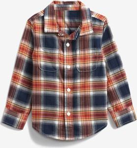 Koszula dziecięca Gap w krateczkę