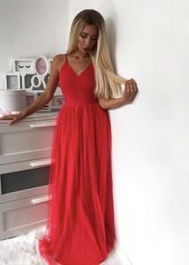 Czerwona sukienka Tenezito.com.pl