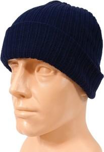 Granatowa czapka Pako Jeans