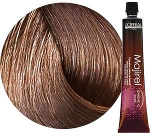 L'Oreal Paris Loreal Majirel   Trwała farba do włosów - kolor 7.23 blond opalizująco-złocisty 50ml - Wysyłka w 24H!