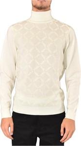 Sweter Karl Lagerfeld w stylu casual z wełny