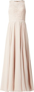 Sukienka Laona z tiulu rozkloszowana