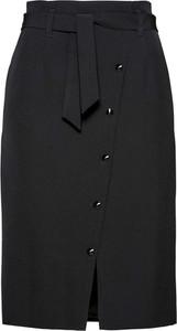Czarna spódnica bonprix bpc selection premium midi