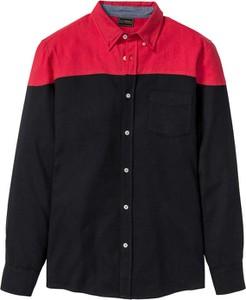 Koszula bonprix bpc selection z długim rękawem