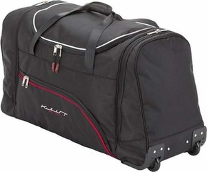 Czarna torba podróżna Kjust