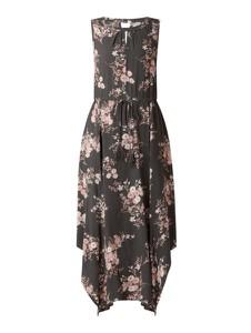 Sukienka APRICOT maxi asymetryczna bez rękawów
