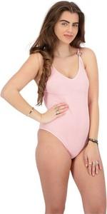 Różowy strój kąpielowy Reinders w stylu casual