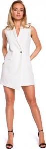 Sukienka MOE z dekoltem w kształcie litery v mini