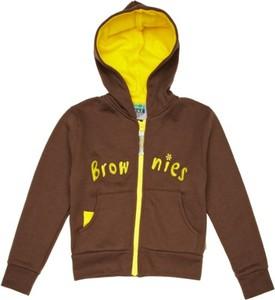 Brązowa bluza dziecięca Brownie