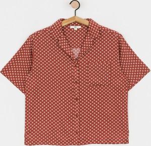 Koszula Vans z krótkim rękawem