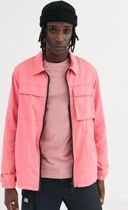 Różowa kurtka Asos