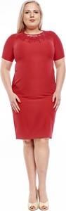 Sukienka Fokus z tkaniny