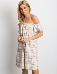 Sukienka Sheandher.pl w stylu casual mini z bawełny