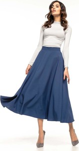 Niebieska spódnica Tessita