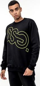 Czarna bluza Smokestory z bawełny