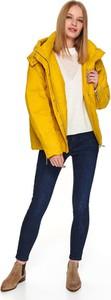 Żółta kurtka Top Secret