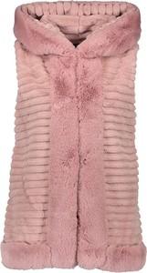 Różowa kamizelka Snow Access w stylu casual